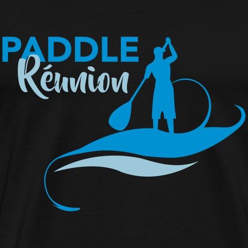 Paddle Eau 8 - T-shirt Premium Homme