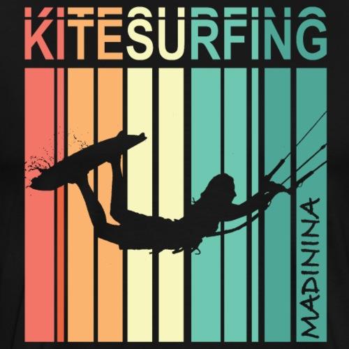 Kitesurfing MADININA - T-shirt Premium Homme