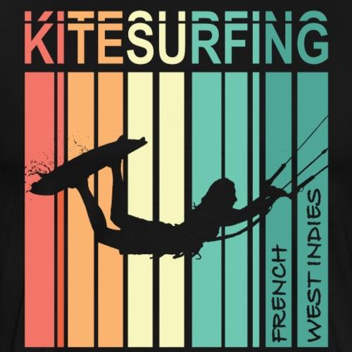 Kitesurfing FWI - T-shirt Premium Homme