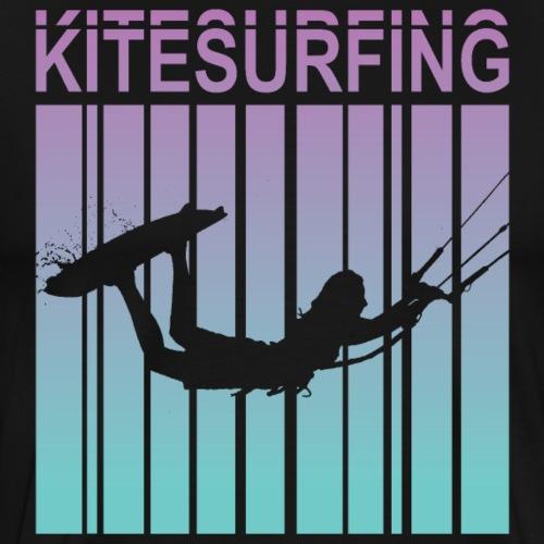 Kitesurfing - Men's Premium T-Shirt