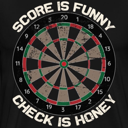 Check is Honey - Männer Premium T-Shirt