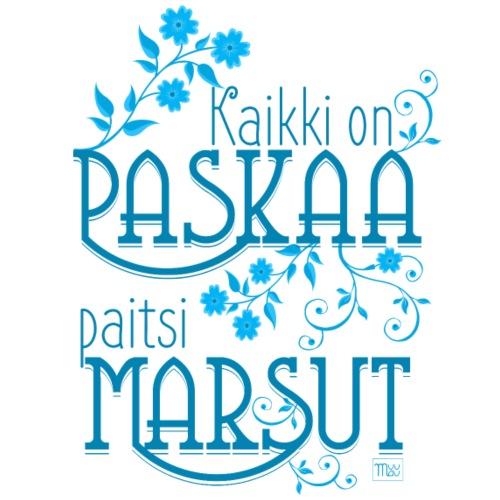 Paitsi Marsut III - Miesten premium t-paita