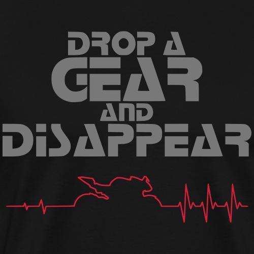drop a gear Streetfighter - Männer Premium T-Shirt