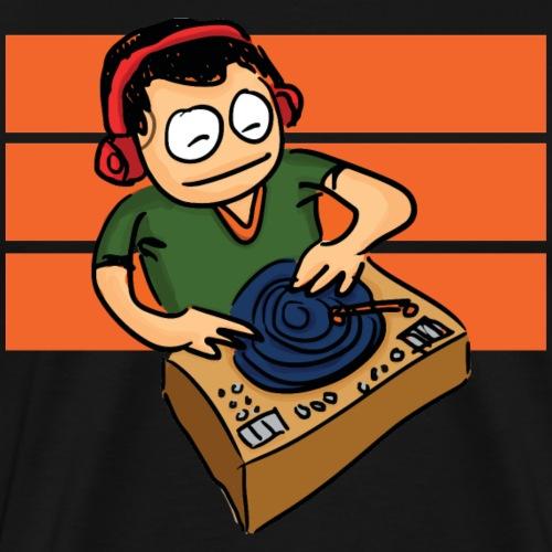 Le DJ - T-shirt Premium Homme