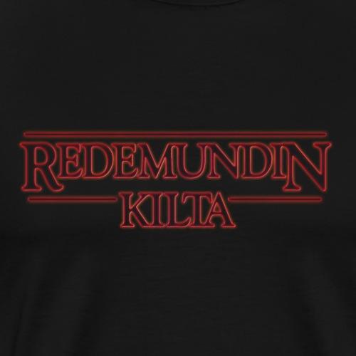 Kiltapaita 2018a - Miesten premium t-paita