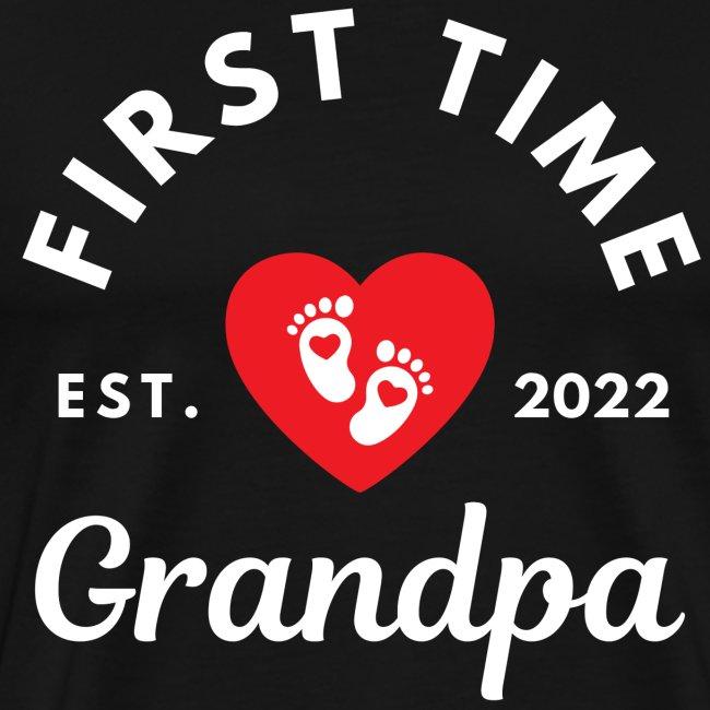 First time grandpa 2022