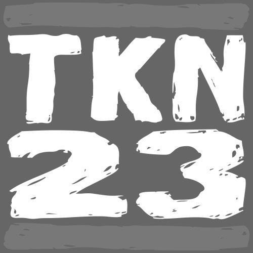 TKN 23 - Maglietta Premium da uomo