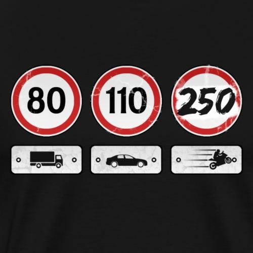PANNEAU png - T-shirt Premium Homme