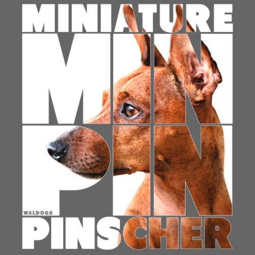 Minpin IV - Miesten premium t-paita