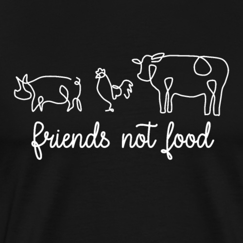 freinds not food