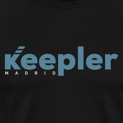 Keepler MADRID - Camiseta premium hombre