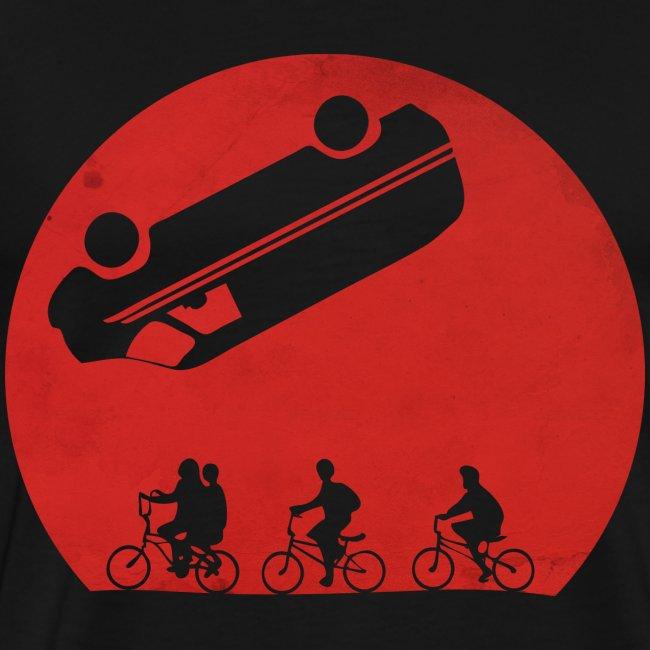 Stranger Things Eleven 80's Design