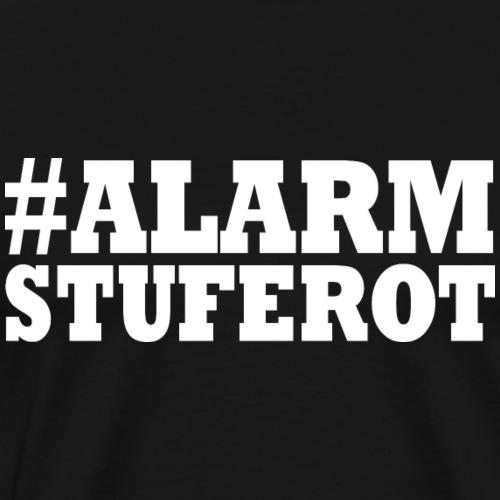 Alarmstufe rot - Männer Premium T-Shirt