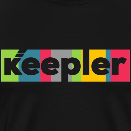 Keepler coulored - Camiseta premium hombre