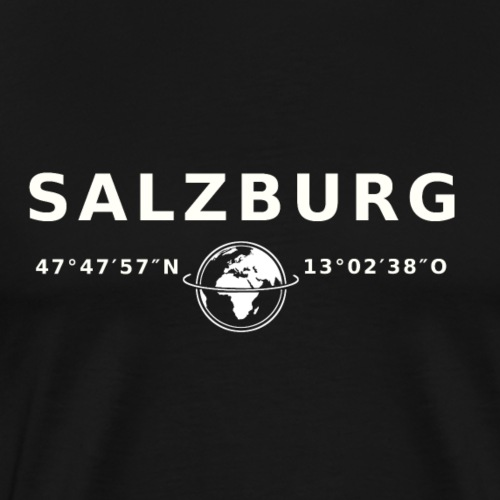 Salzburg - Männer Premium T-Shirt