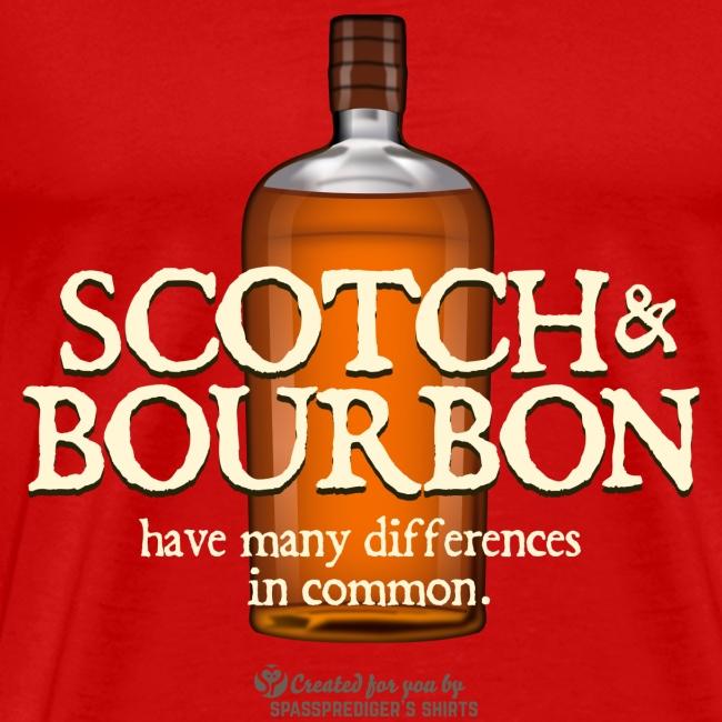 Whisky Spruch Scotch & Bourbon
