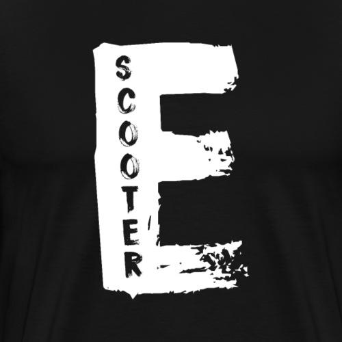 Escooter - Männer Premium T-Shirt