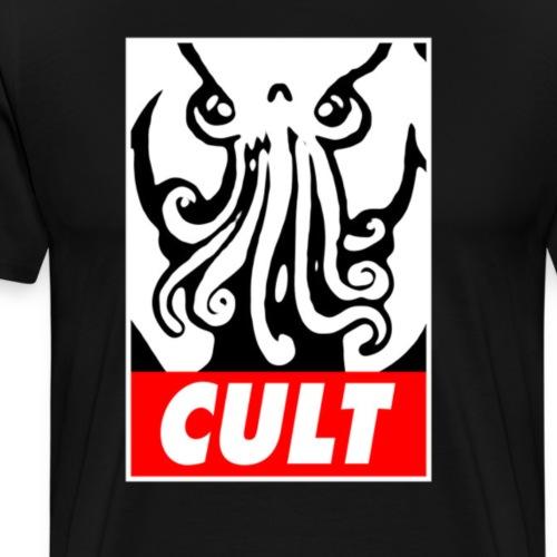 CULT - CTULU.COM - Maglietta Premium da uomo