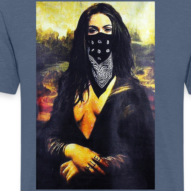 Mona Lisa Gangsta