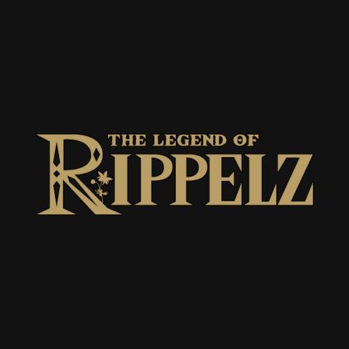 Rippelz - The Legend of Rippelz (Schriftzug only) - Männer Premium T-Shirt
