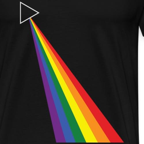 Darkside - Miesten premium t-paita