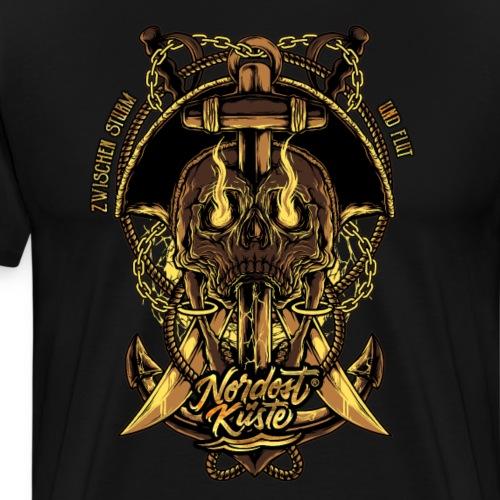 Death Pirate - Männer Premium T-Shirt