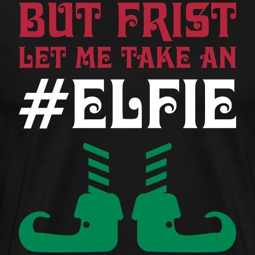Elf elfie - Männer Premium T-Shirt