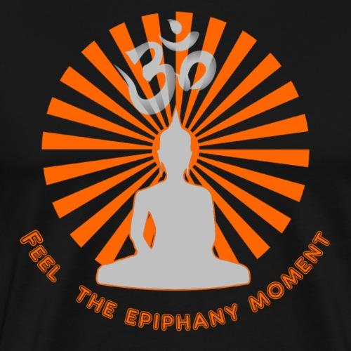 Epiphany moment - Moment der Erleuchtung - Männer Premium T-Shirt