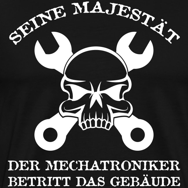 T-Shirt - Mechatroniker