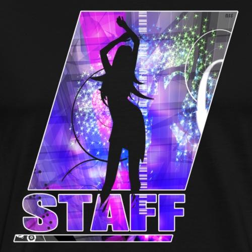 STAFF DANCING by Florian VIRIOT - T-shirt Premium Homme