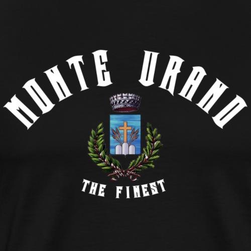 T-Shirt Monte Urano - Maglietta Premium da uomo