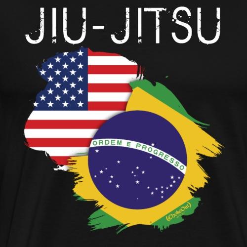 Jiu-jitsu: USA-Brazil