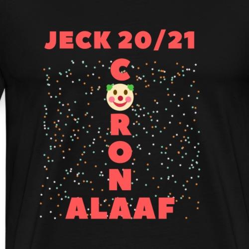Corona Alaaf - Männer Premium T-Shirt