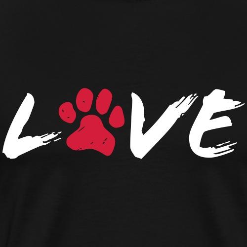 animal love - Männer Premium T-Shirt