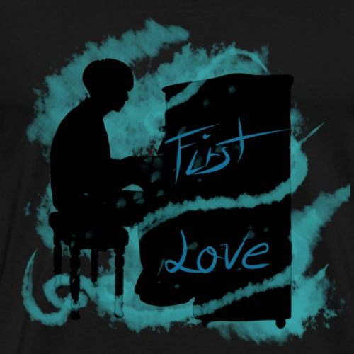 FIRST LOVE - Suga - T-shirt Premium Homme