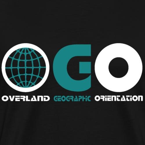OGO-34 - T-shirt Premium Homme