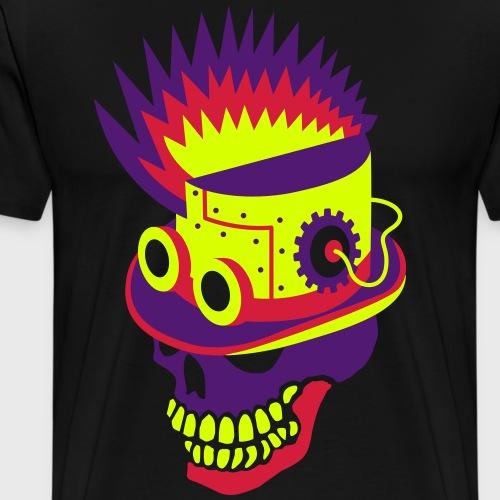 Steampunk is not dead - T-shirt Premium Homme