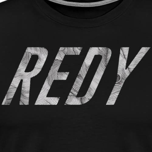 REDY rayure - T-shirt Premium Homme