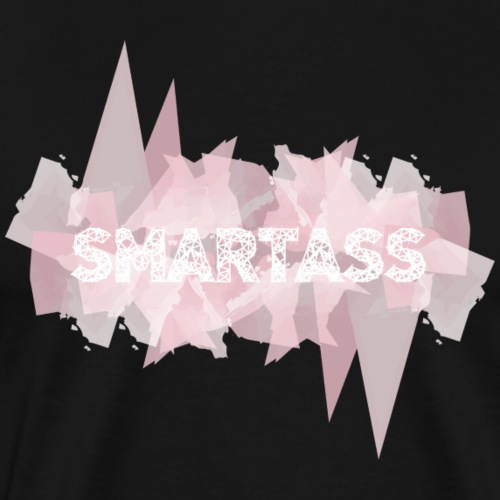SMARTASS - Männer Premium T-Shirt