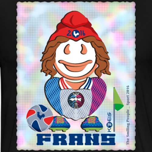 FRANS, iMuocci, EU16F _ byTed - Maglietta Premium da uomo