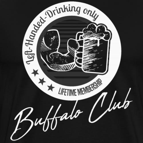 Buffalo Club Strong Arm - Männer Premium T-Shirt