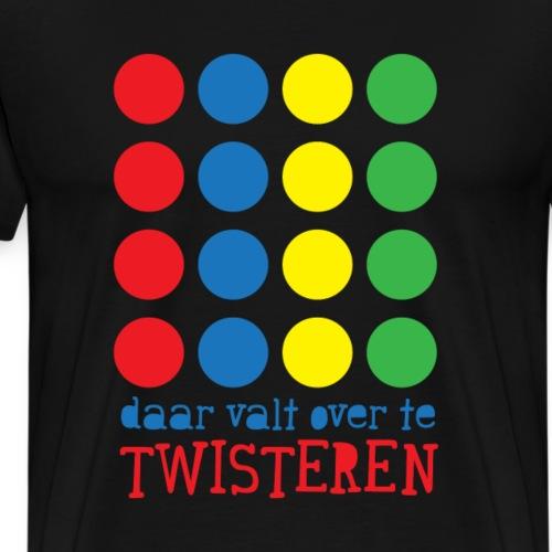 Twister - Mannen Premium T-shirt