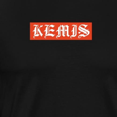 logo kemis reb box - Maglietta Premium da uomo