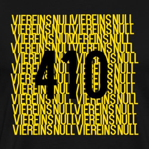 410 Logo - Männer Premium T-Shirt