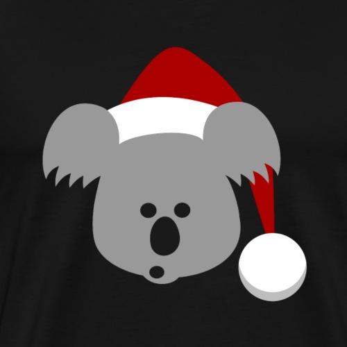 Koala Nikoalaus - Männer Premium T-Shirt