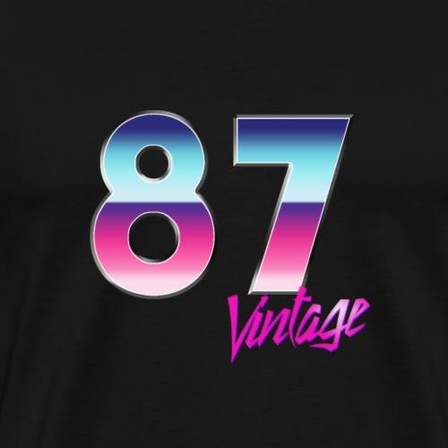 87 - Men's Premium T-Shirt