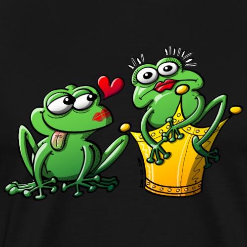 Princess is a Frog Now - Men's Premium T-Shirt