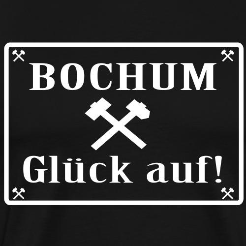 Glück auf! Bochum - Männer Premium T-Shirt