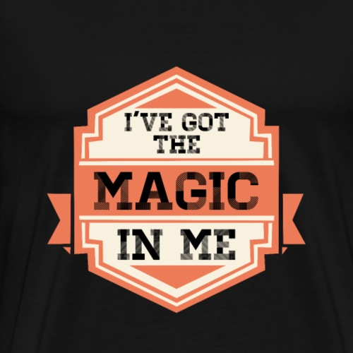 Der Zauber Ist In Mir - Männer Premium T-Shirt