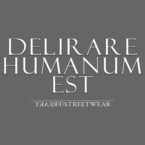 Irre sein ist menschlich - Männer Premium T-Shirt